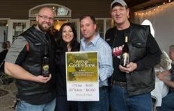 Grovedale Winery & Hurleys - March 14, 2015