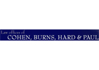Cohen, Burns, Hard & Paul Attorneys and Counselors at Law